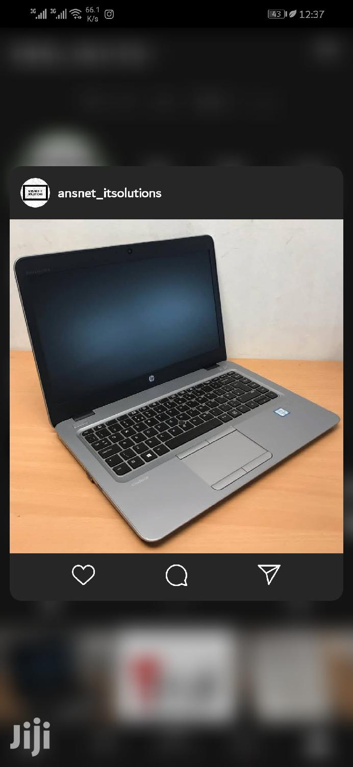 Archive: New Laptop HP EliteBook 840 G3 8GB Intel Core i5 HDD 500GB