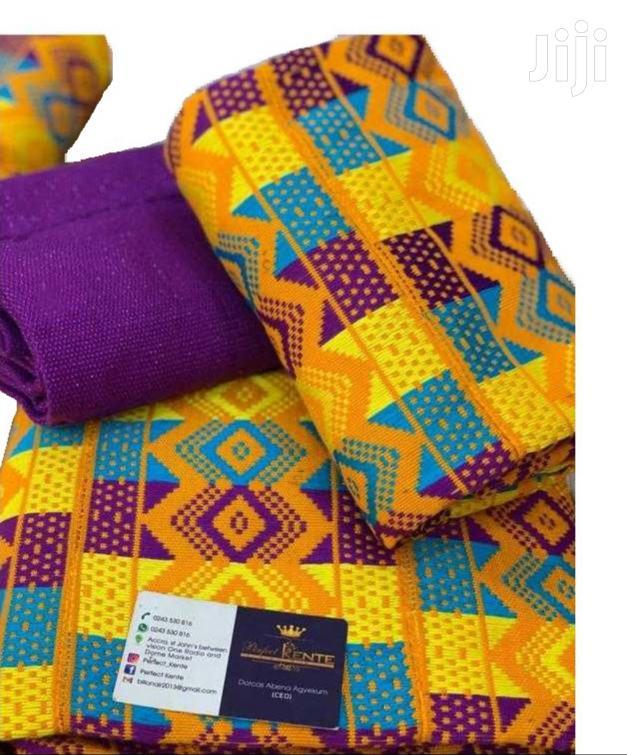 Latest Bonwire Original Hand Weaved Kente