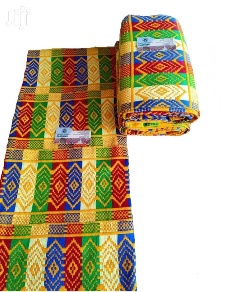 Latest Bonwire Original Hand Weaved Kente | Clothing for sale in Labadi-Aborm, Greater Accra, Ghana