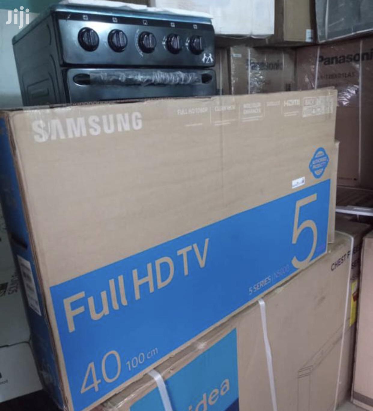 New Samsung 40 Inches Full HD Digital Satellite LED TV