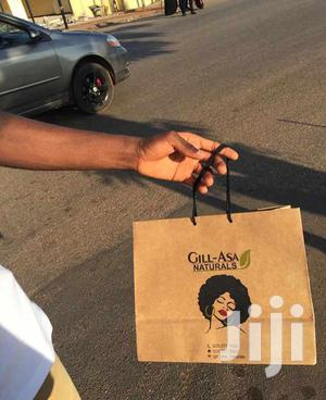A5 Brown Paper Bags   Manufacturing Materials for sale in Greater Accra, Accra New Town