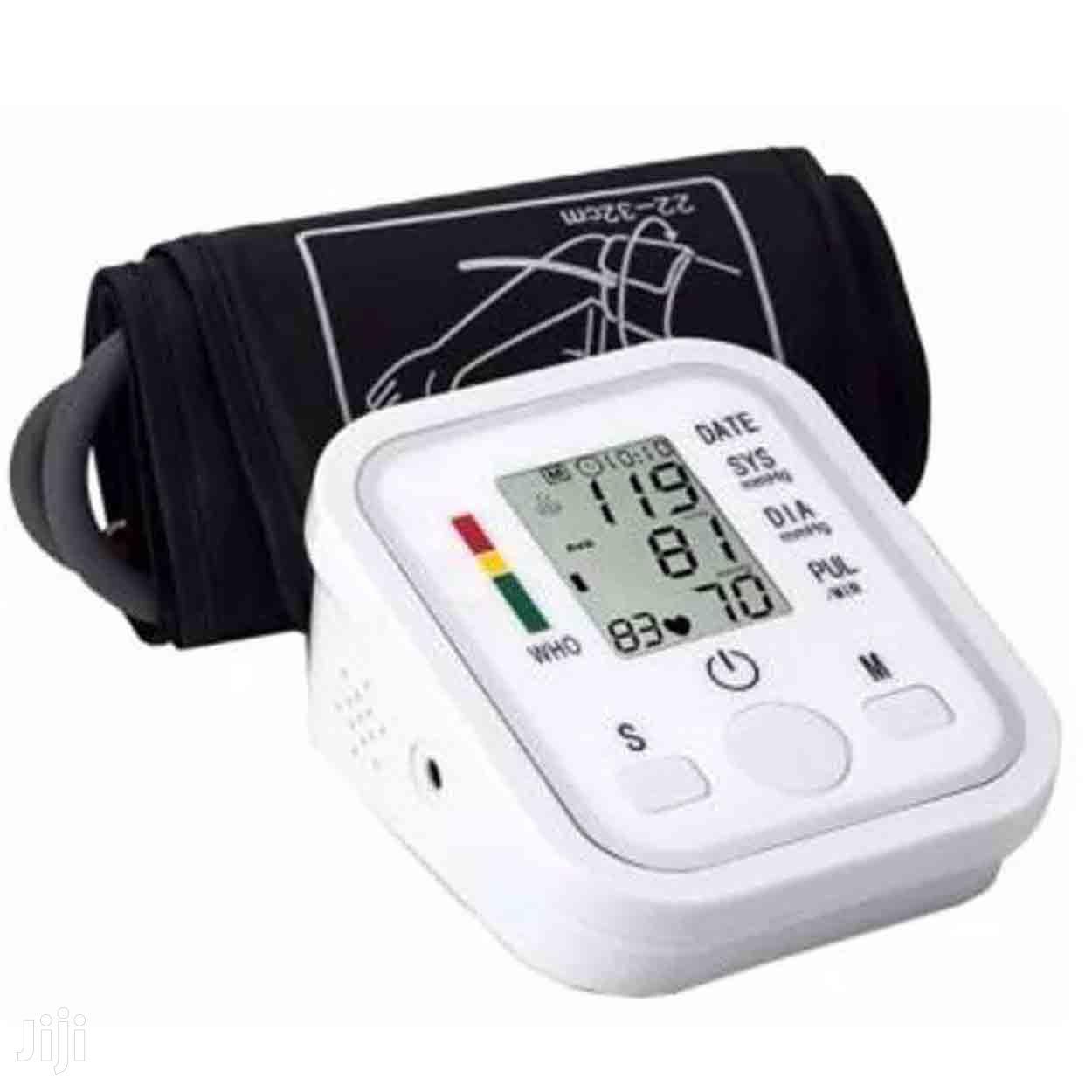 Blood Pressure Monitor/Checker