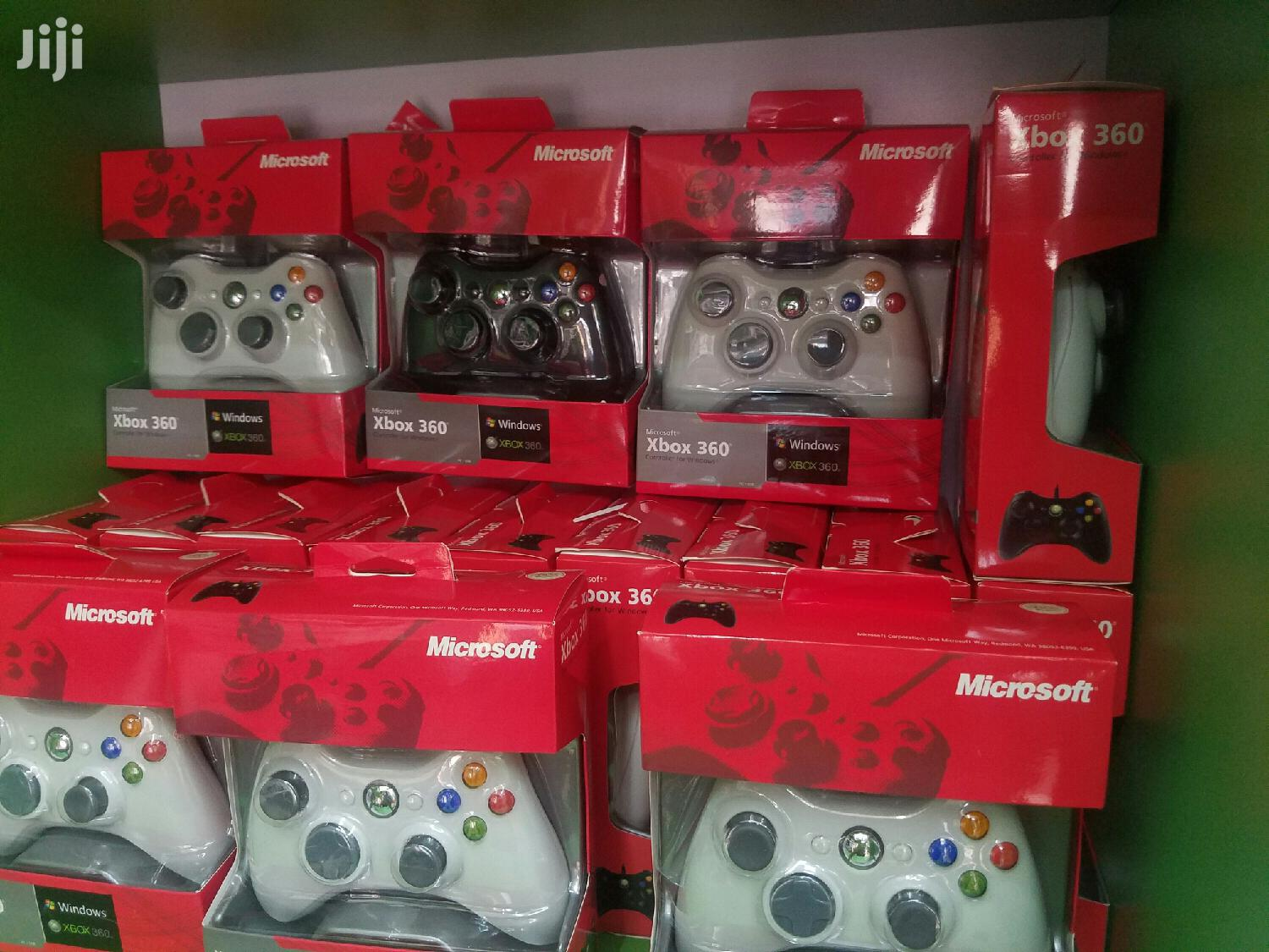 Archive: Xbox 360 USB Controllers For Sale