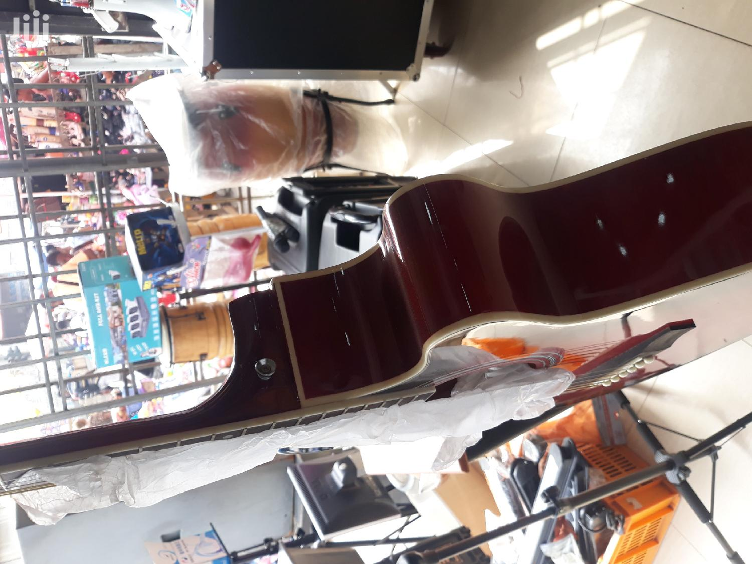 Semi Acoustic Guitar | Musical Instruments & Gear for sale in Kasoa, Greater Accra, Ghana