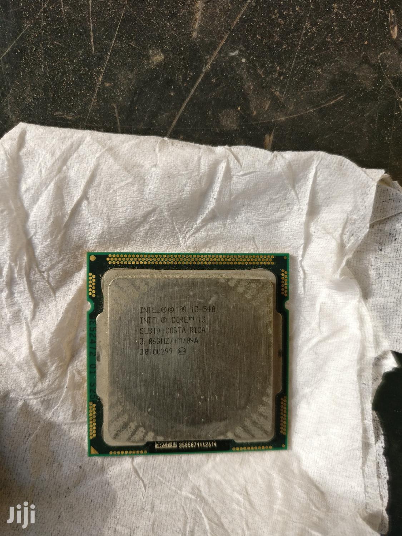 Archive: Intel 1st Generation Core I3 Processor