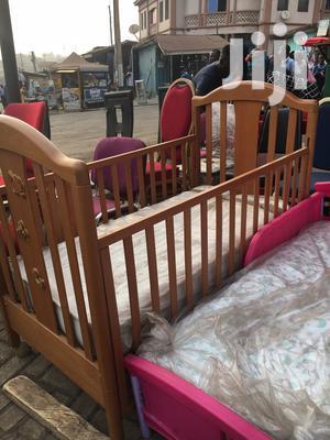 Home Used 3 In 1 Convertible Crib For Babies | Children's Furniture for sale in Ashanti, Kumasi Metropolitan
