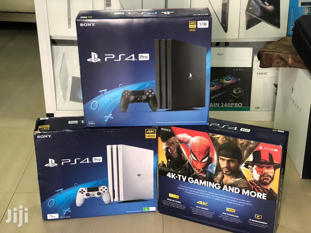 Playstation 4 Pro 1TB Storage Console   Video Game Consoles for sale in Darkuman, Greater Accra, Ghana