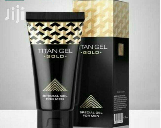 Russian Titan Gel Gold Big Dick
