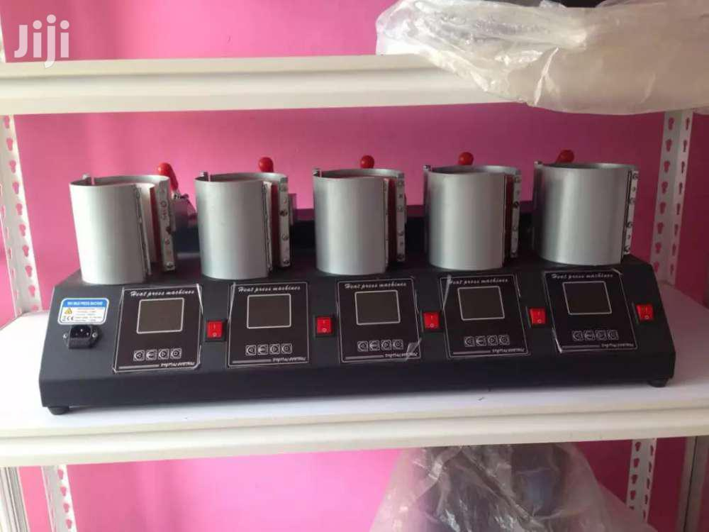 5in1 MUG Press Machine