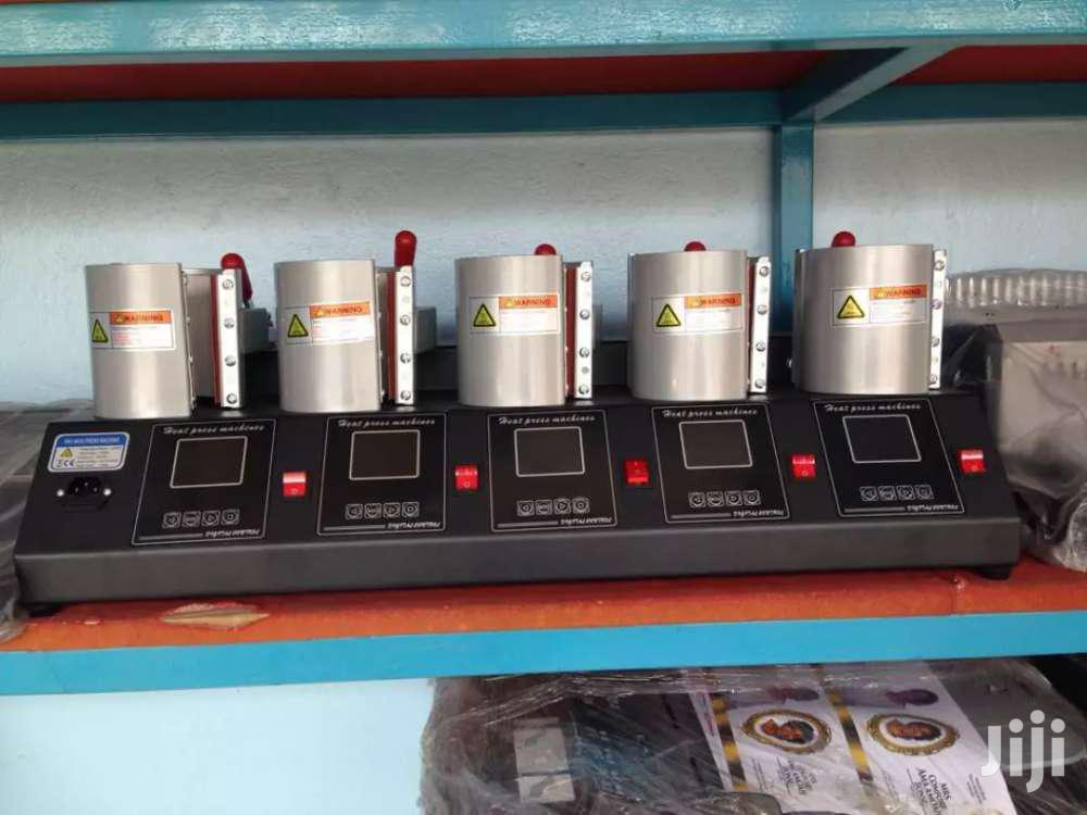 5in1 MUG Press Machine | Printing Equipment for sale in Agbogbloshie, Greater Accra, Ghana