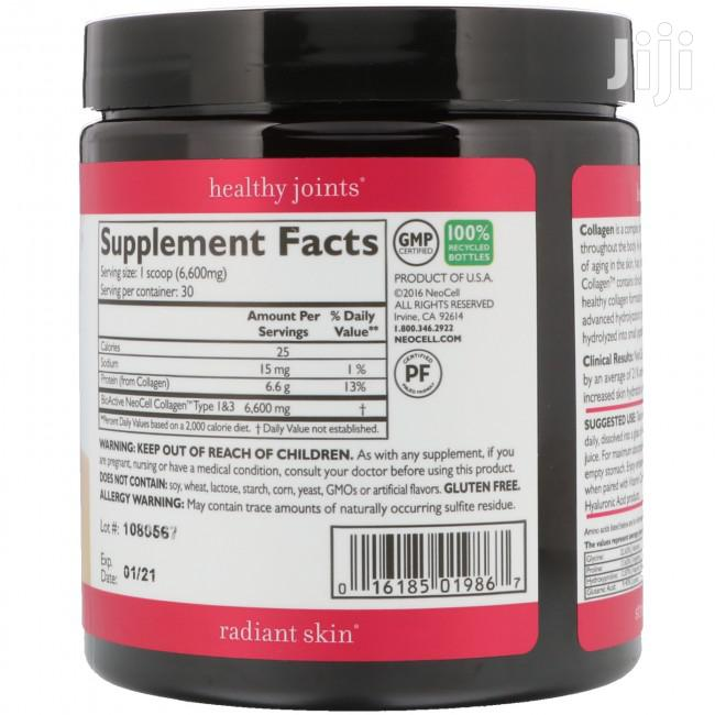 Collagen Powder, PROMOTION! Buy It 140gh Only This Dec | Vitamins & Supplements for sale in Achimota, Greater Accra, Ghana