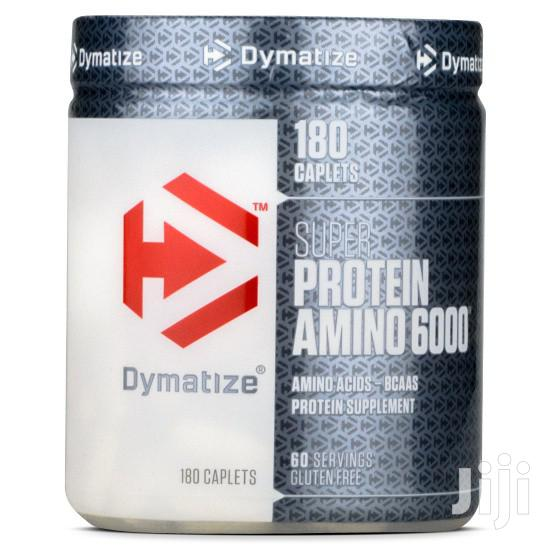Super Amino 6000: PROMOTION! Buy It 100gh Only This Dec. | Vitamins & Supplements for sale in Achimota, Greater Accra, Ghana