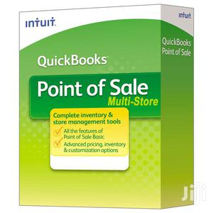 Quickbooks Point Of Sale (POS) Software Multi-store / Multi User
