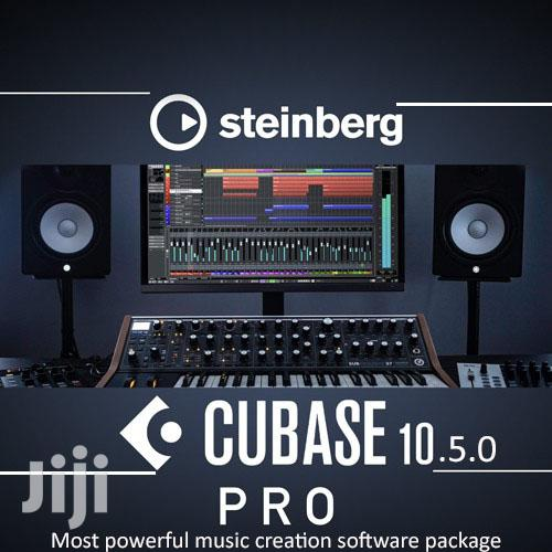 Cubase 10.5 Pro | Most Powerful Music Creation Software | Full Version | Software for sale in Kumasi Metropolitan, Ashanti, Ghana