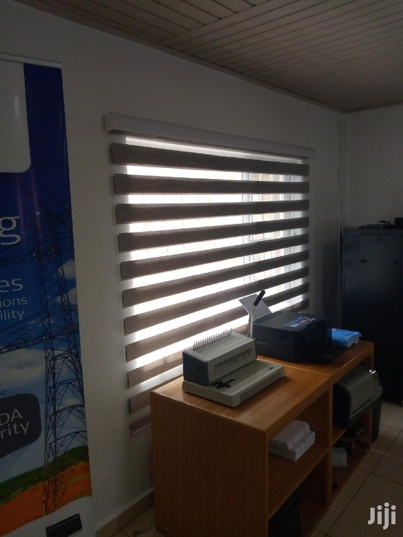 Classy Zebra Blinds Plus Free Installation