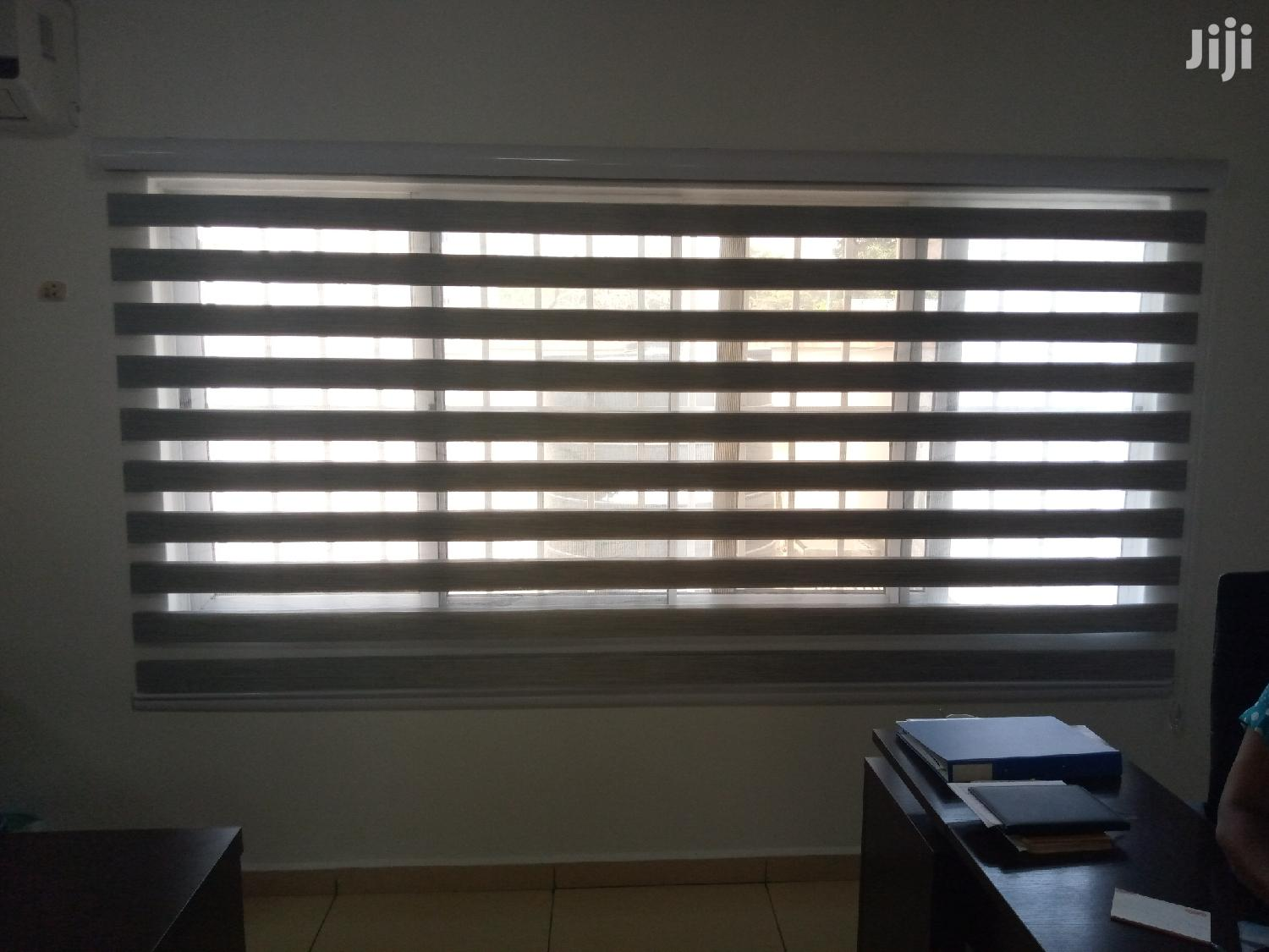 Classy Zebra Blinds Plus Free Installation   Building & Trades Services for sale in East Legon, Greater Accra, Ghana