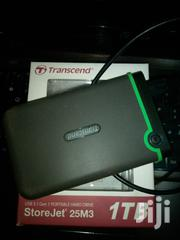 Transcend Hard Drive 1tb With 30 Deferent Games | Computer Hardware for sale in Ashanti, Kumasi Metropolitan