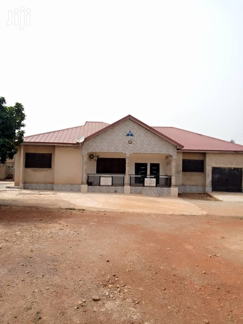 Executive 4 Bedrooms House In A Very Serene Area At A Give Away Price