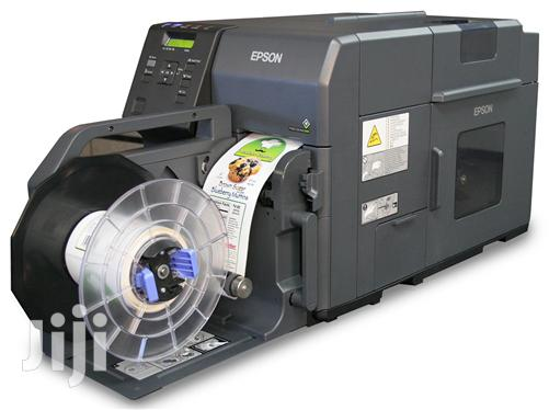 Epson TM-C7500 Matte GHS Label Printer   Printers & Scanners for sale in Ga West Municipal, Greater Accra, Ghana