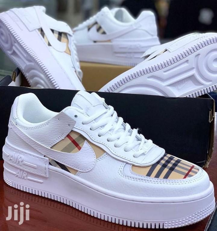 ORIGINAL Nike Air Force Jester Burberry