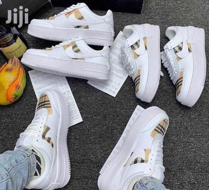 ORIGINAL Nike Air Force Jester Burberry | Shoes for sale in Accra Metropolitan, Greater Accra, Ghana