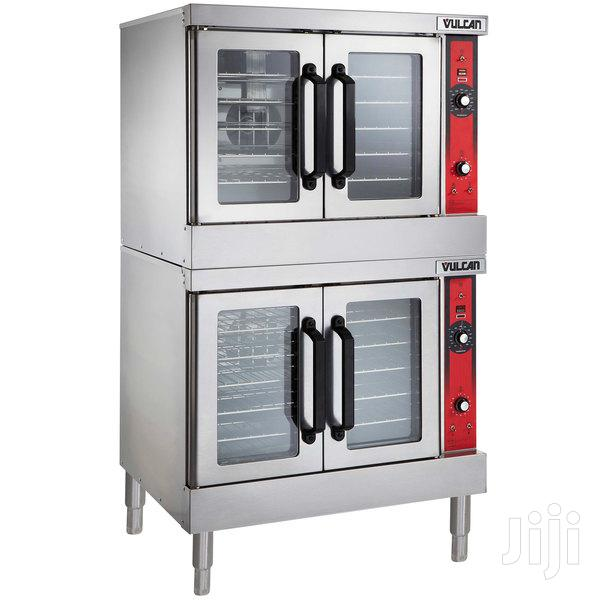 Vulcan VC55GD-1 Double Deck Natural Gas Convection Oven | Restaurant & Catering Equipment for sale in Ga West Municipal, Greater Accra, Ghana