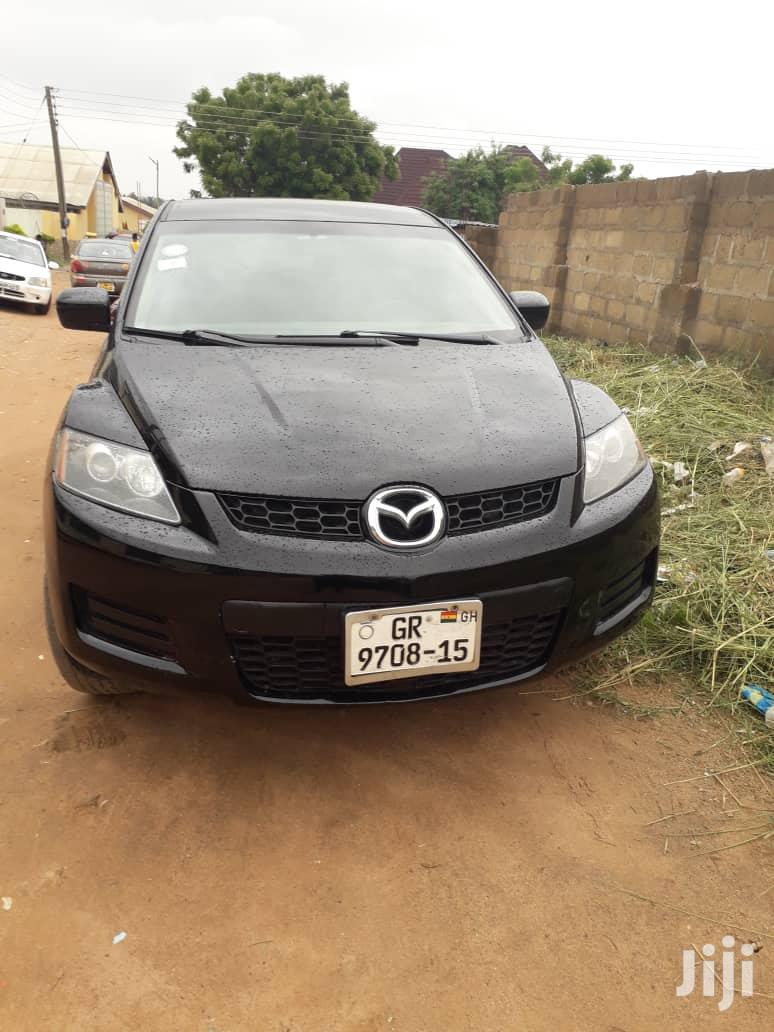 Archive: Mazda CX-7 2.2 2008 Black