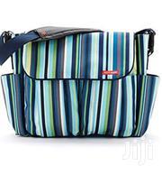 Skip*Hop Dash Deluxe Ocean Stripe Diaper Bag For The Stylish Moms | Baby & Child Care for sale in Ashanti, Kumasi Metropolitan