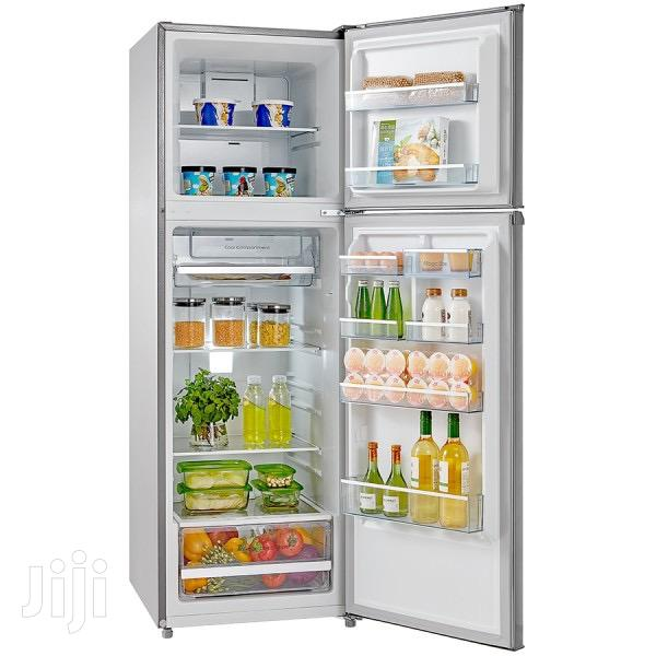 Nasco (Nas-222) Fridge With Top Freezer | Kitchen Appliances for sale in Adabraka, Greater Accra, Ghana