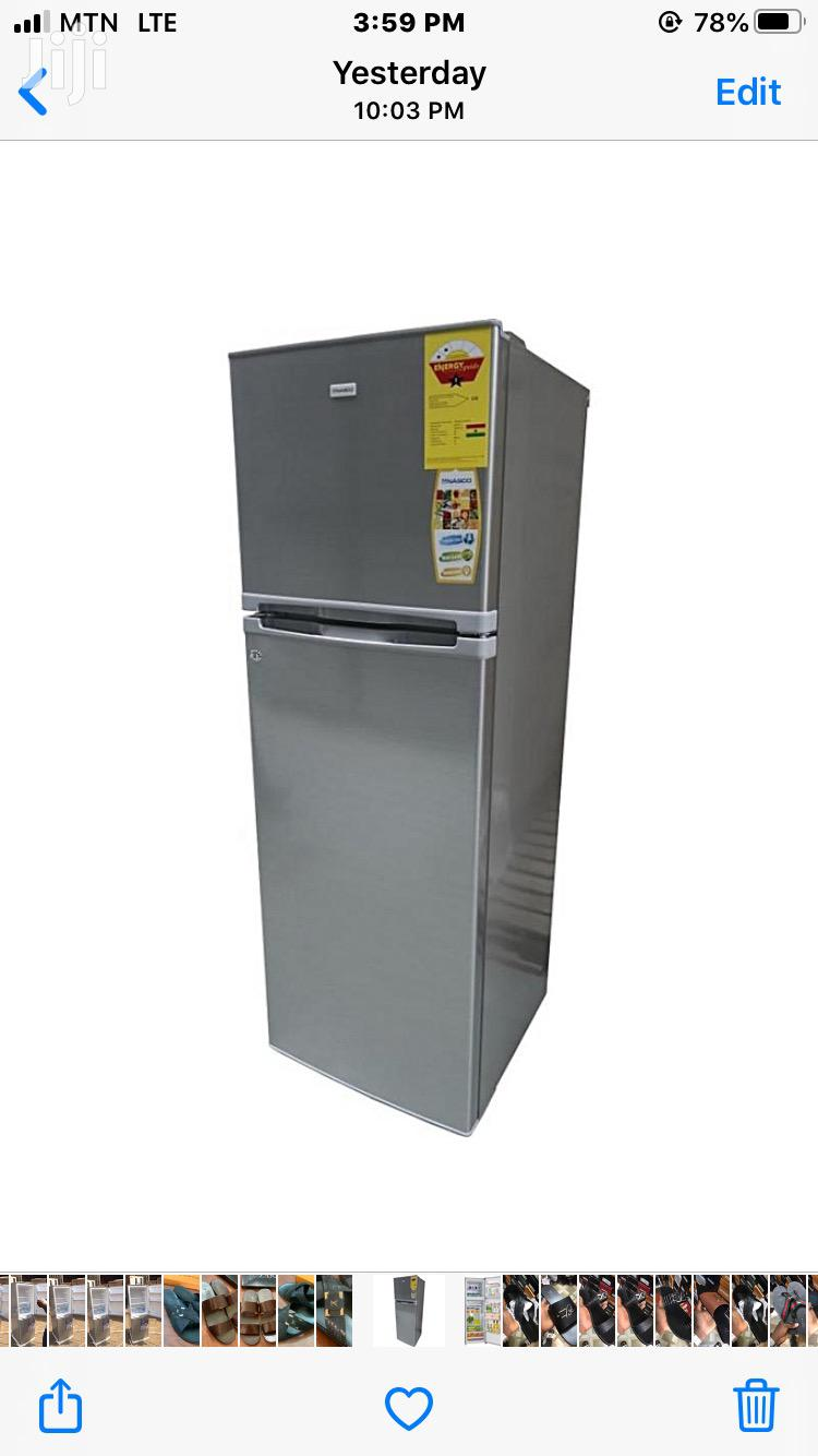Nasco (Nas-222) Fridge With Top Freezer