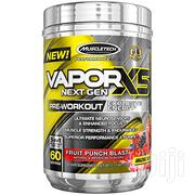 Supplement: Pre-Workout, Vaporx5 Next Gen | Vitamins & Supplements for sale in Greater Accra, Achimota