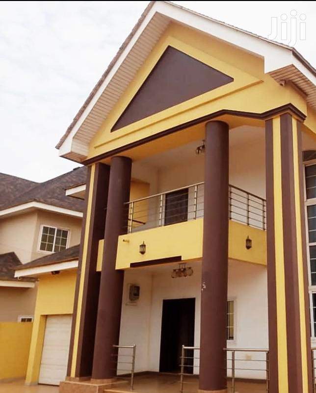 An Executive 4 Bedrooms House Near University Of Legon For Sale