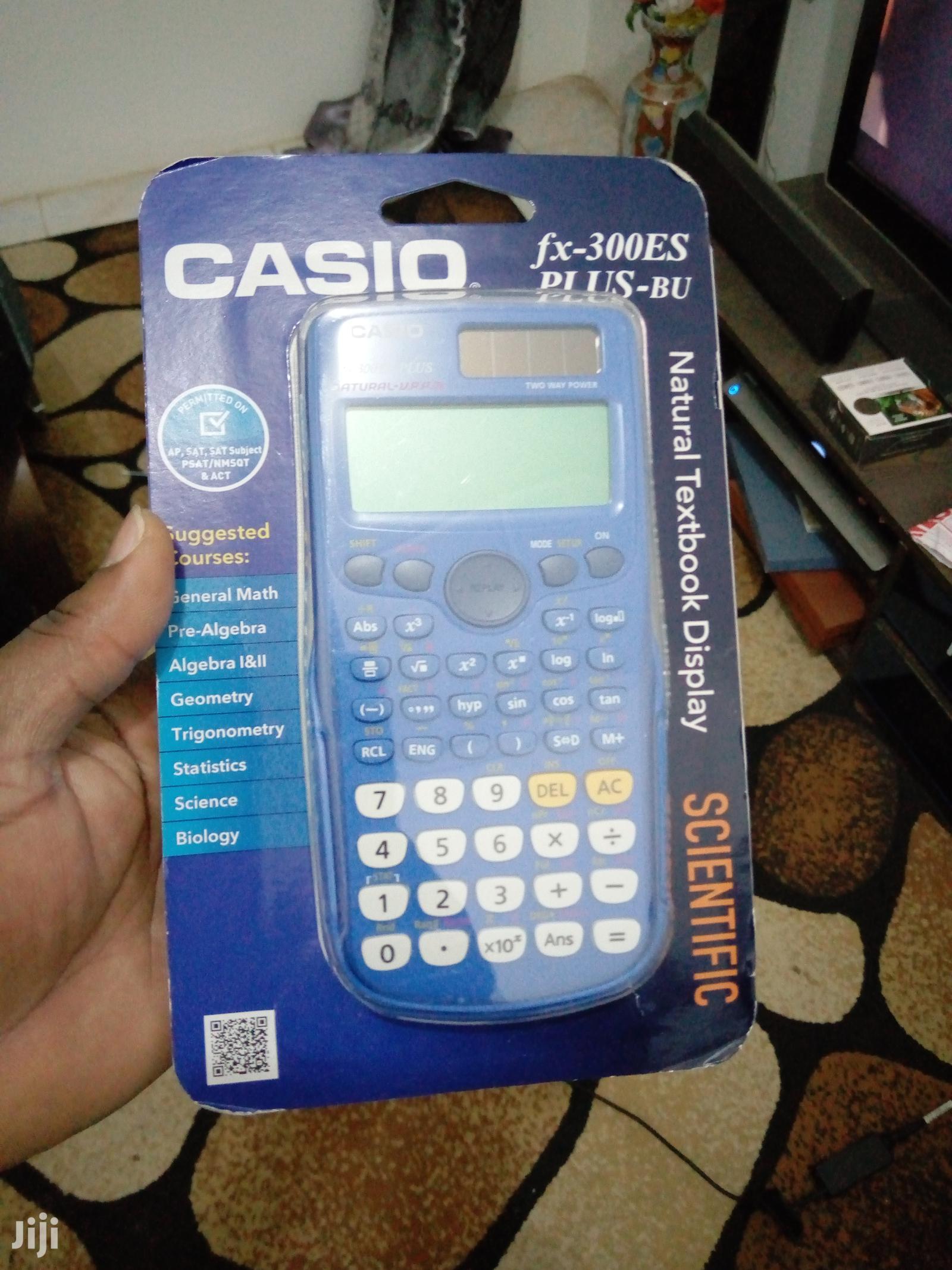 Archive: Casio Calculators