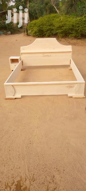 Brand New Quality Wooden Double Bed,Free Transportation