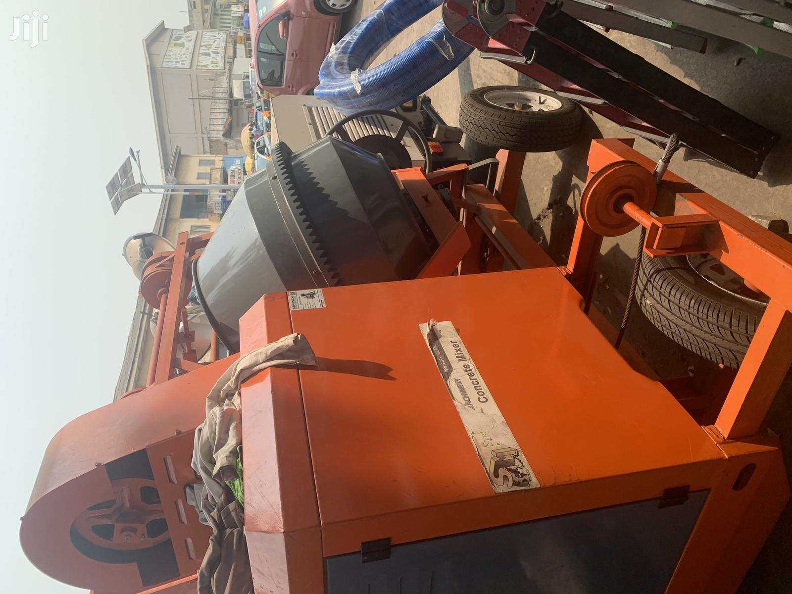 Self Loader Concrete Mixer | Electrical Equipment for sale in Accra Metropolitan, Greater Accra, Ghana