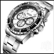 Stainless Megir Chronograph Men's Watch | Watches for sale in Greater Accra, Achimota