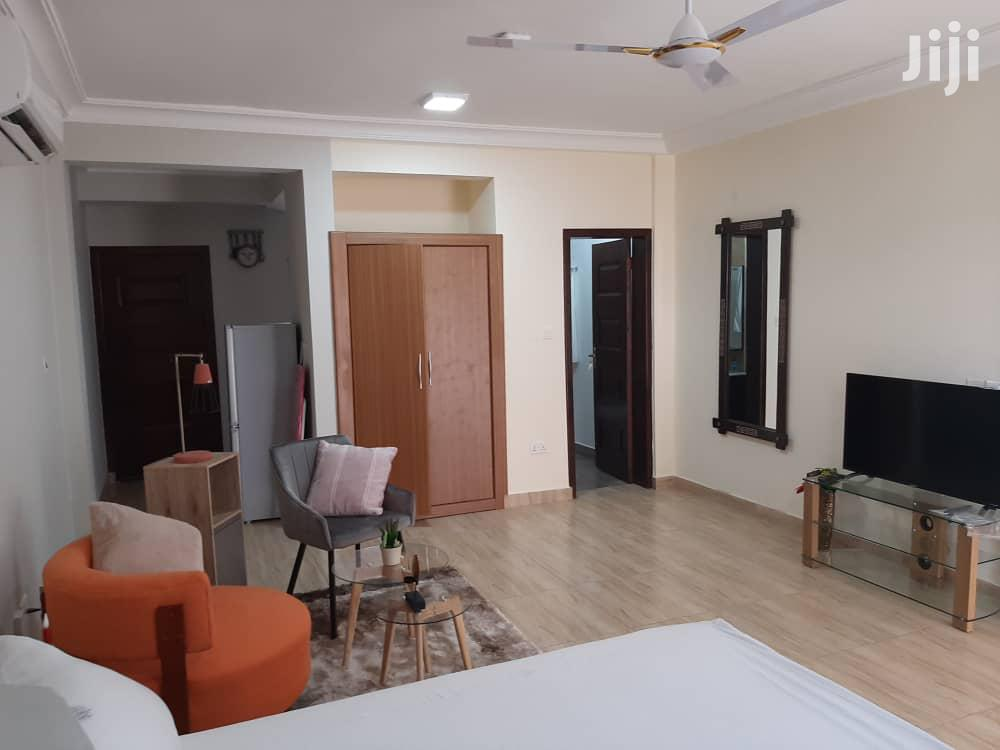 Exec Furnished Studio At Trade Fair | Houses & Apartments For Rent for sale in Labadi-Aborm, Greater Accra, Ghana