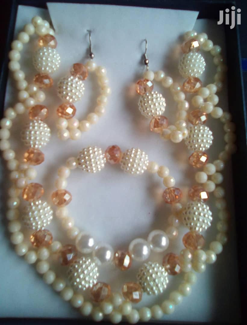 Archive: Beaded Necklace for Sale