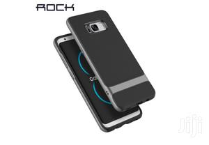 Rock GALAXY S8/S8 PLUS Case-grey   Accessories for Mobile Phones & Tablets for sale in Greater Accra, Accra Metropolitan