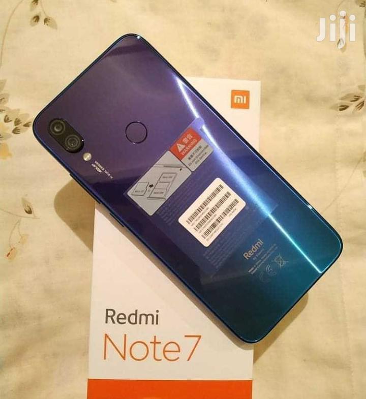 New Xiaomi Redmi Note 7 32 GB Blue