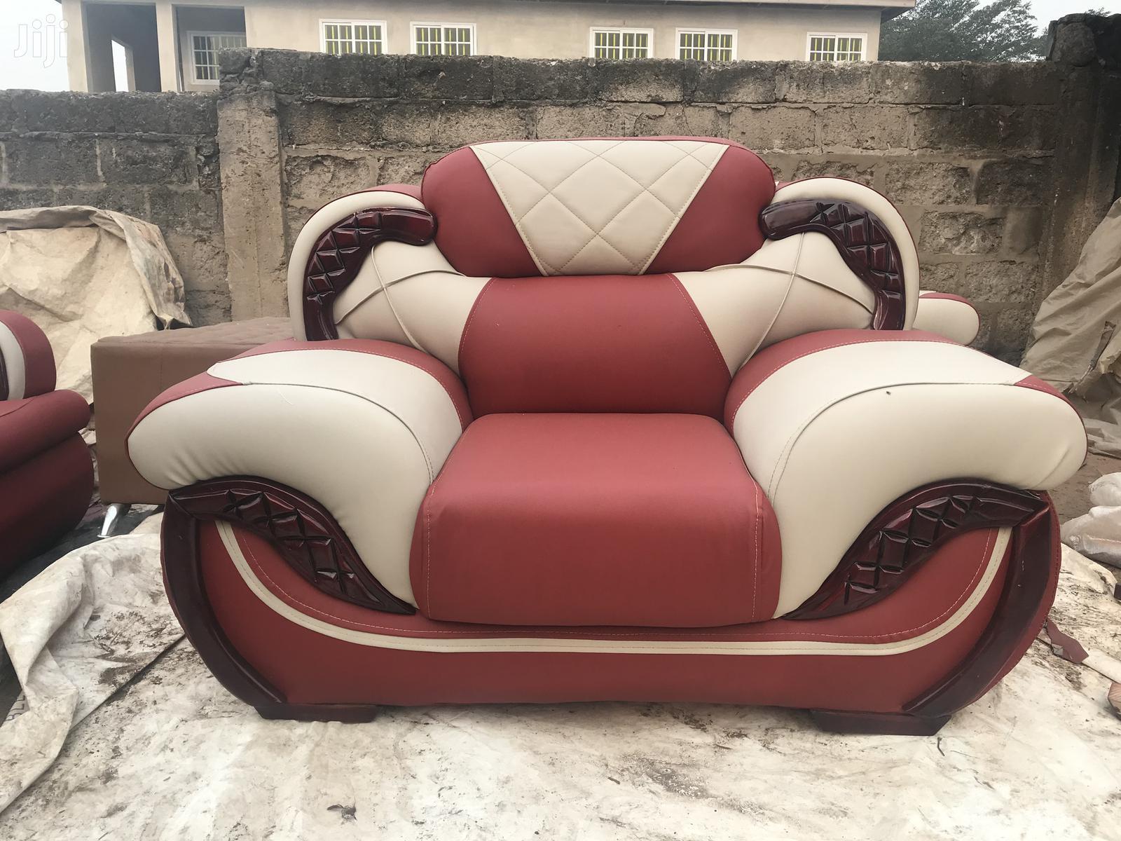 Quality Leather Room Sofa Furniture | Furniture for sale in Kumasi Metropolitan, Ashanti, Ghana