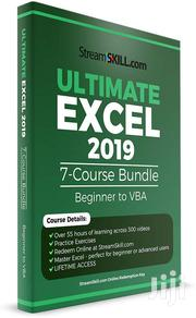 Microsoft Excel Course Beginner To Advanced (VBA, FORMULARS, ETC) | Classes & Courses for sale in Greater Accra, East Legon