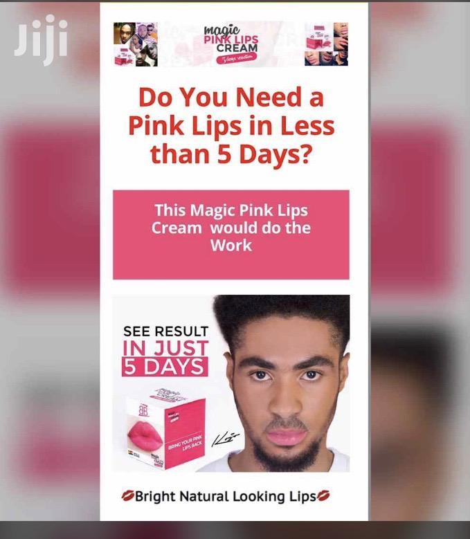 Permanent Pinky Lips 👄 Cream