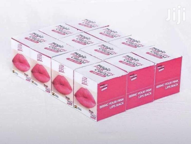 Permanent Pinky Lips 👄 Cream | Skin Care for sale in Kumasi Metropolitan, Ashanti, Ghana
