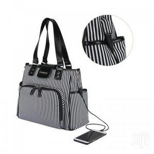 Baby Bag With Usb Slot