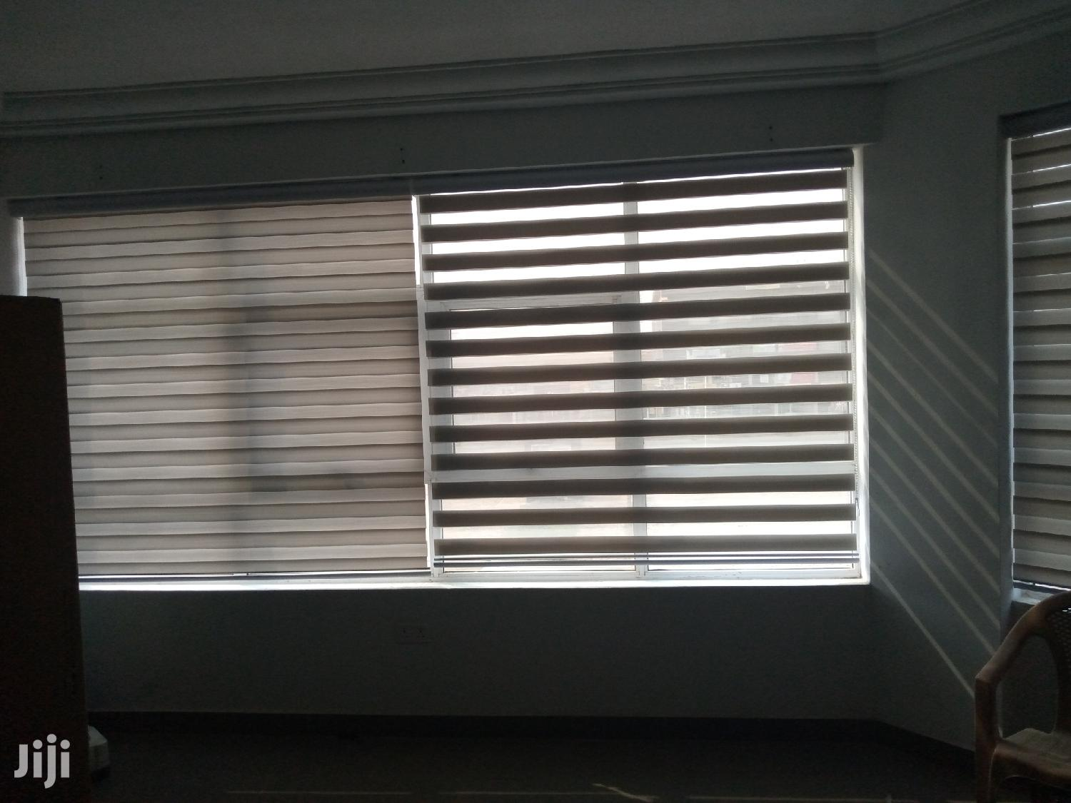 Free Installation Zebra Blinds