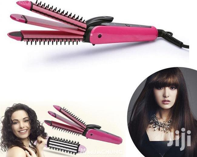 Nova Hair Straightener 3 in 1