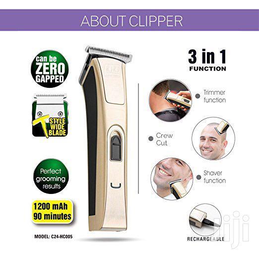 Kiki New Gain Professional Rechargeable Balding Clipper