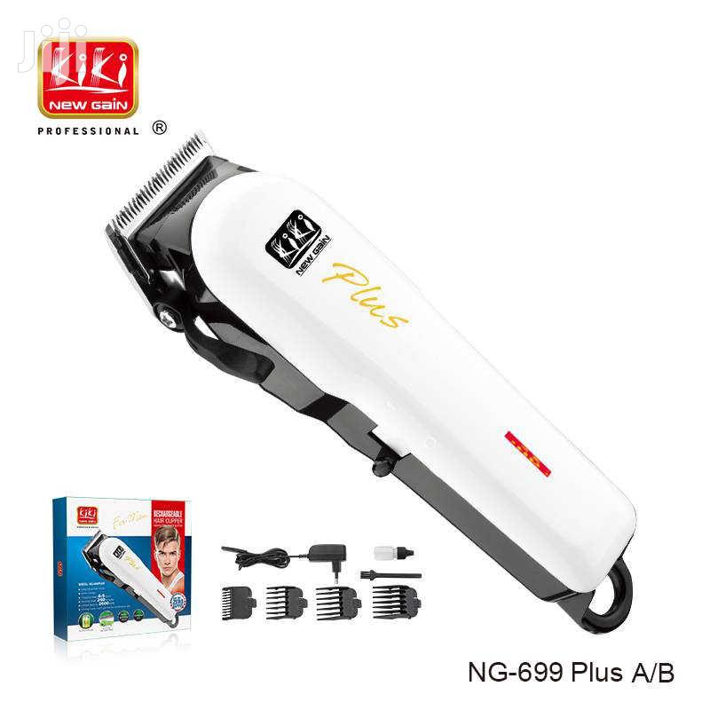 KIKI NEWGAIN Electric Professional Rechargeable Wireless Hair Clipper