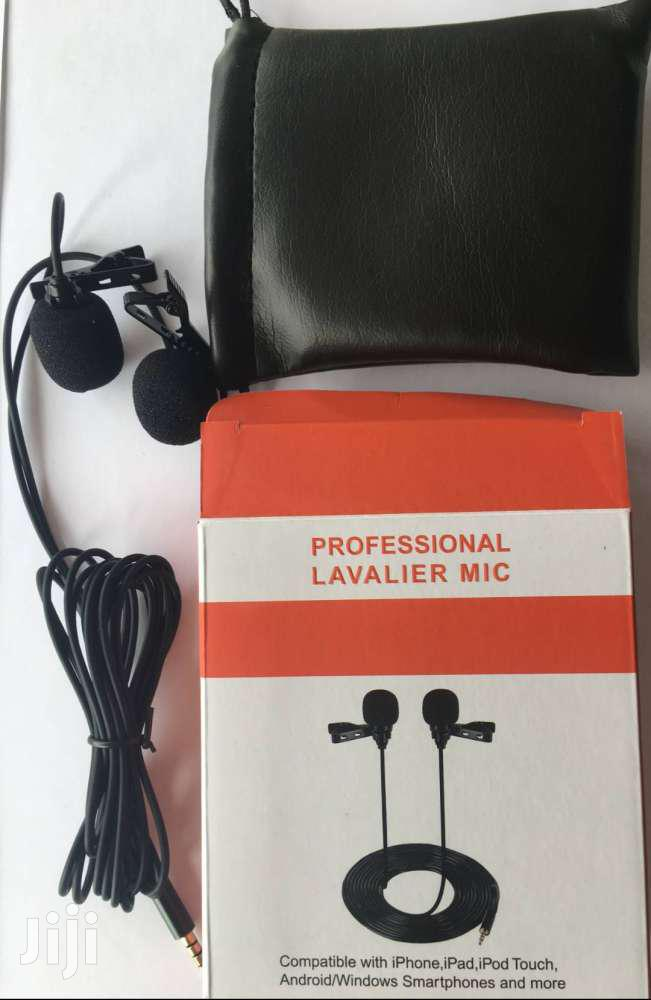 Archive: Lapel Microphone